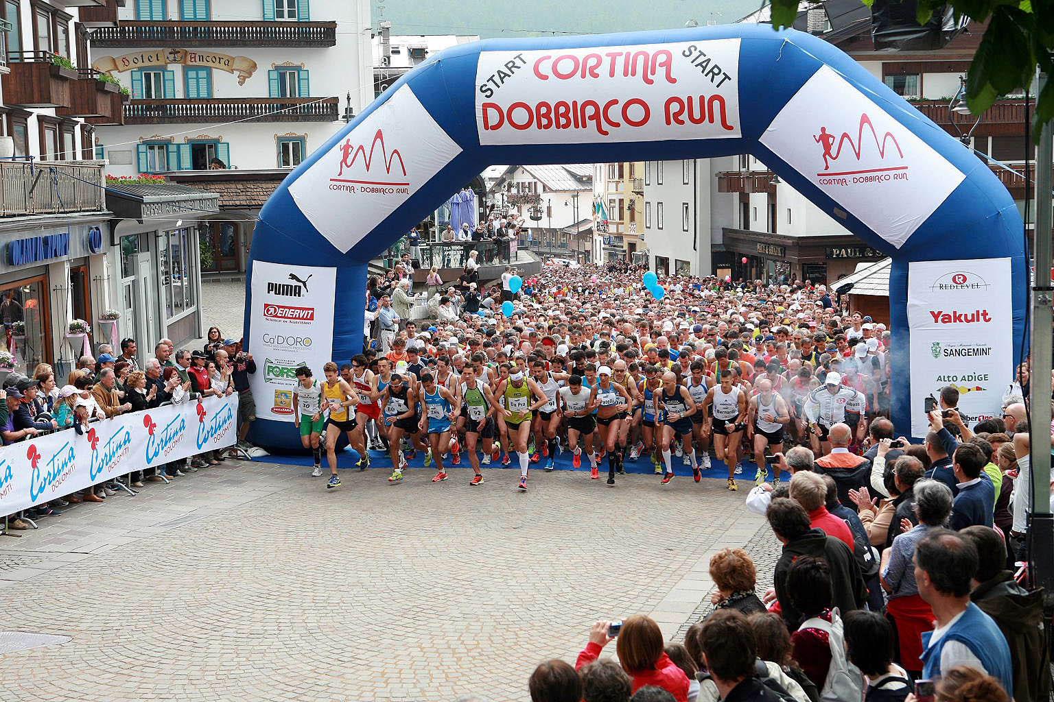 Cortina Dobbiaco Run 2012, le classifiche