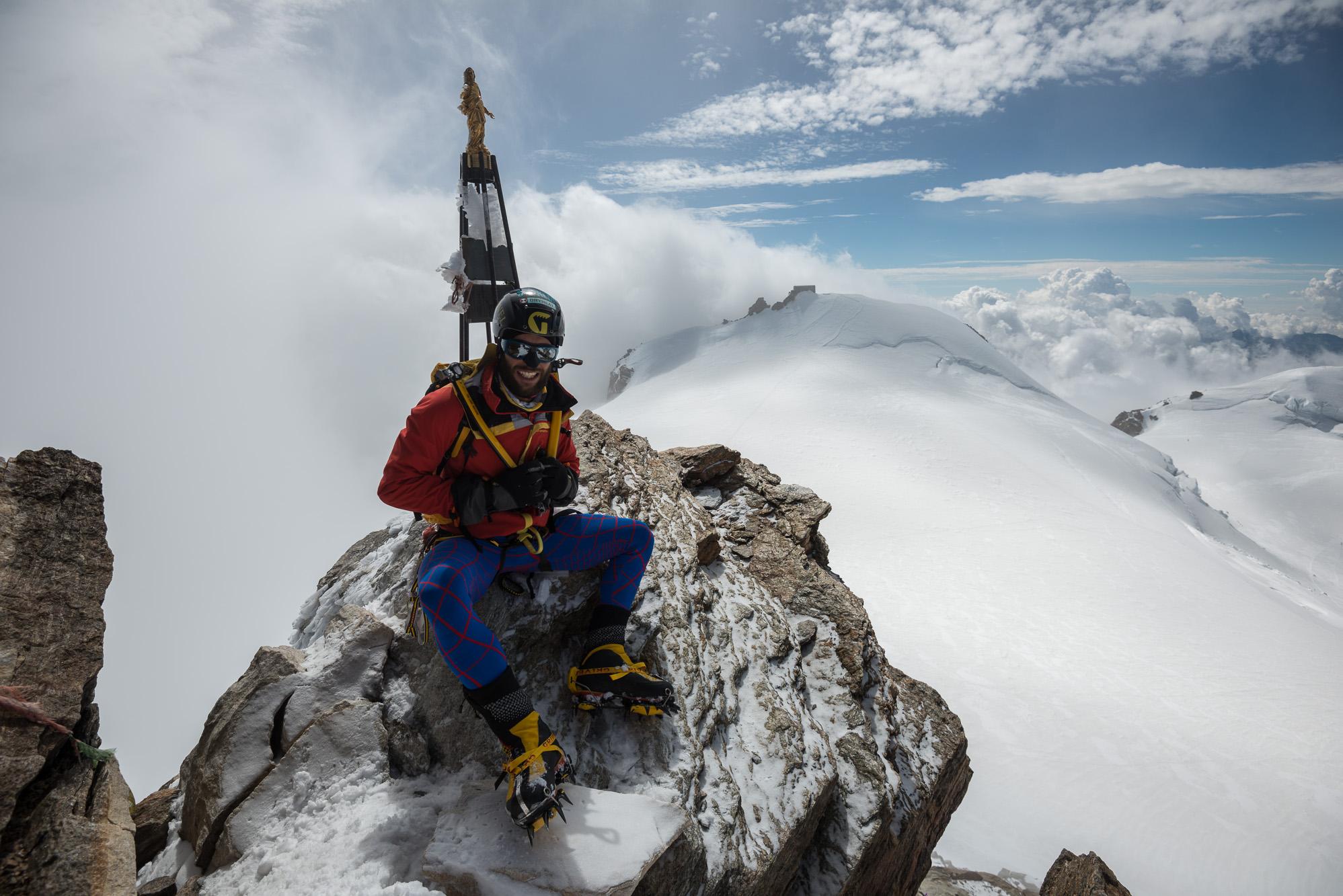 Africa estreme 2015, progetto alpinistico di Danilo Callegari