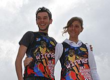 Corsa Vertical Kilometer, Marco De Gasperi e Mireia Mirò vincono a tempo di record