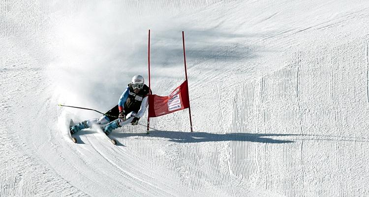 Max Blardone e compagni sulle nevi di Cervinia