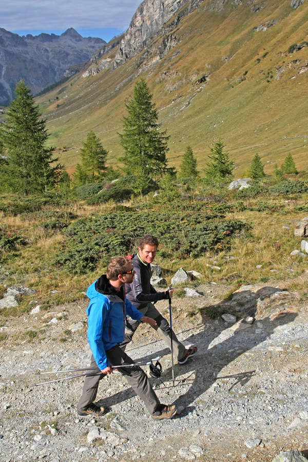 A Sils in Engadina il primo workshop formativo di Outdoortest.it