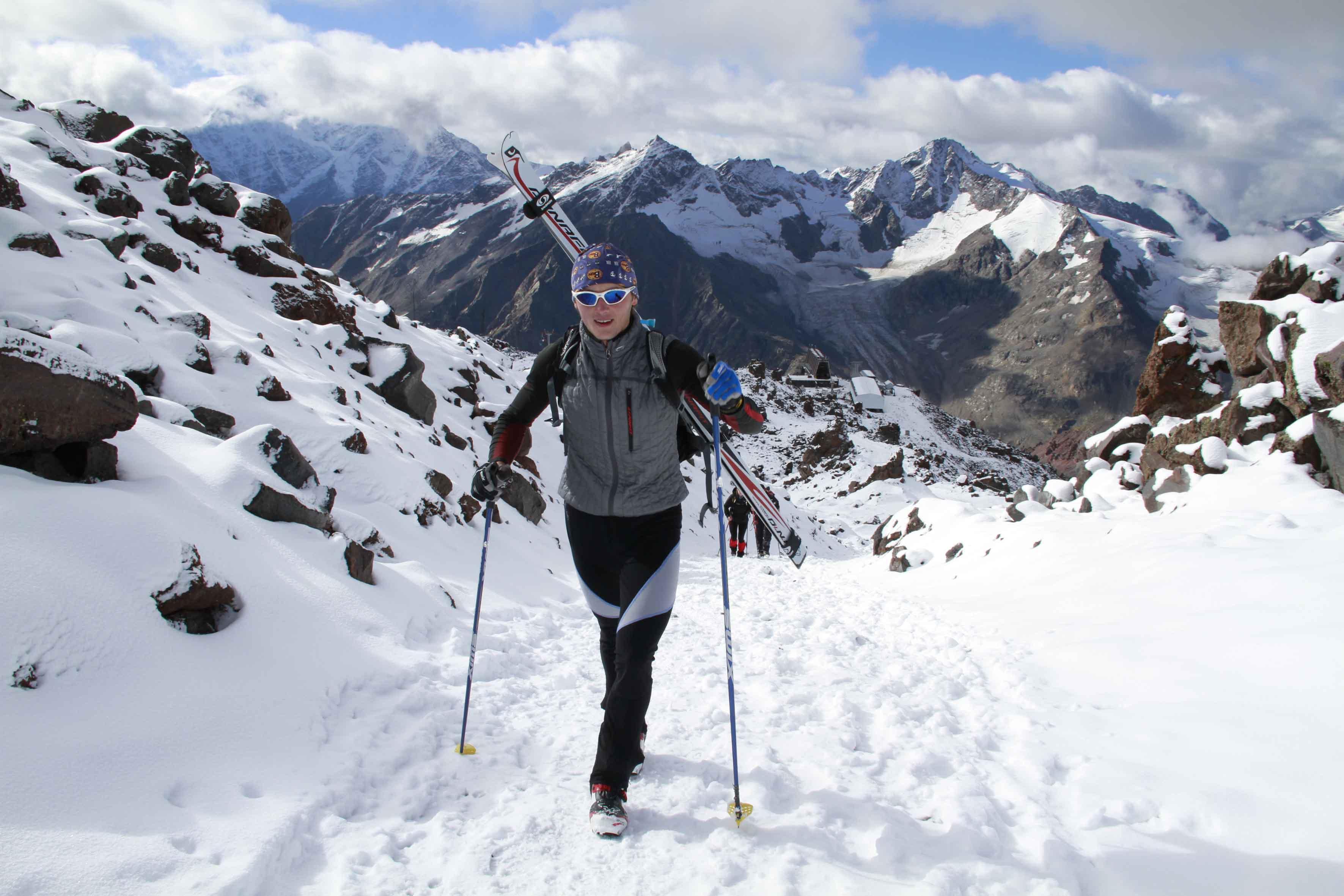 Grande scialpinismo alla Elbrus Race: vince Andrzej Bargie