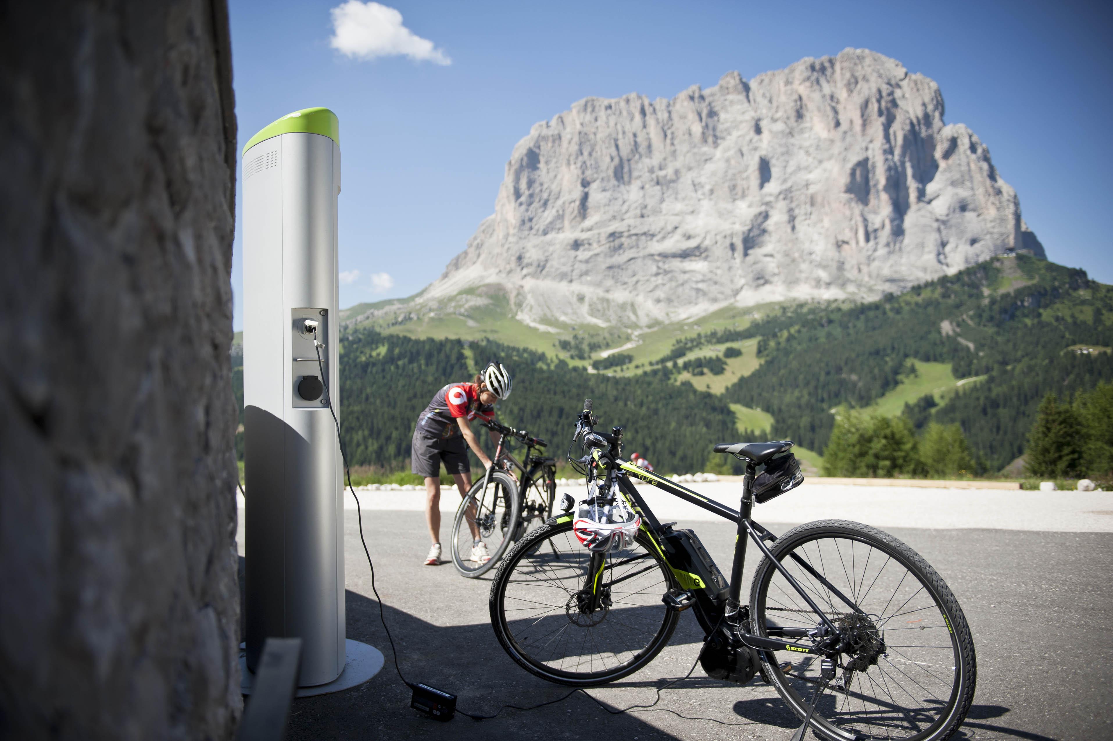 Eco Dolomites ed E-Bike Testival in Val Gardena
