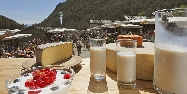Festa del Latte in Alto Adige