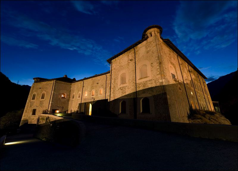 Valle d'Aosta: al Forte di Bard Musicastelle In Blue 2013