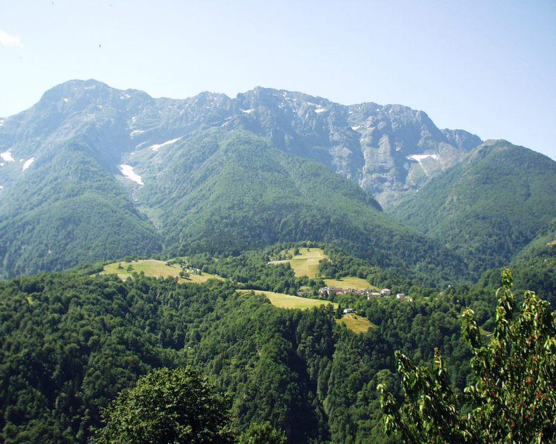 Duecento anni di Ticino in cima al San Gottardo