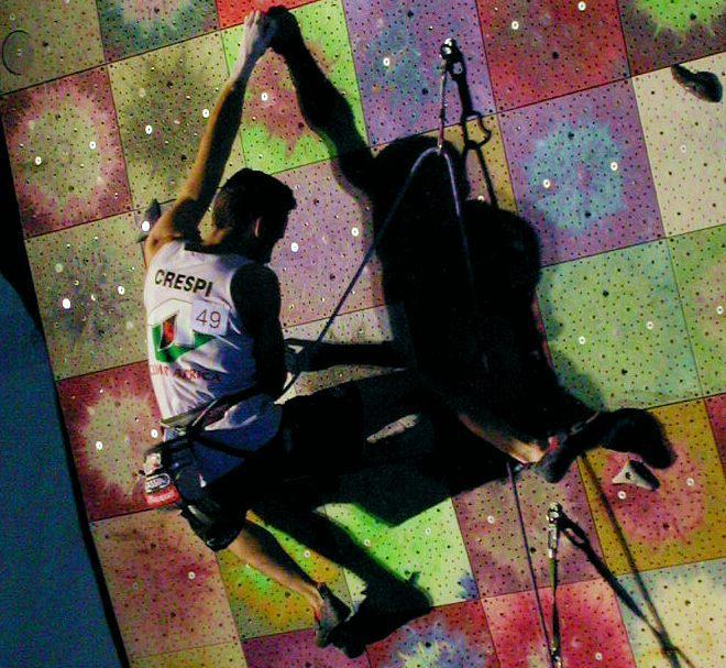 Trento: La Coppa del Mondo di arrampicata va in città