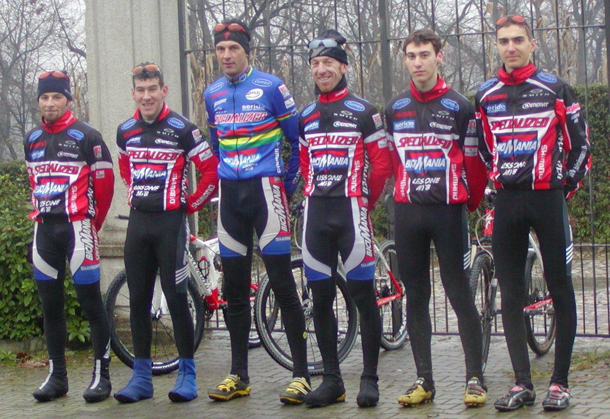 Presentazione Team Bicimania Lissone Mtb 03