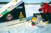 Alaska 2003: dal diario di Alex Bellini