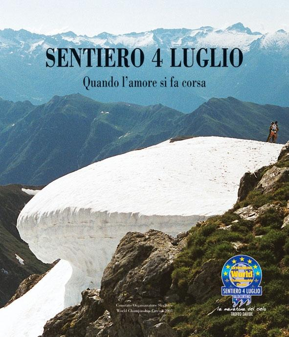 The Sentiero 4 Luglio Sky Marathon goes world-class