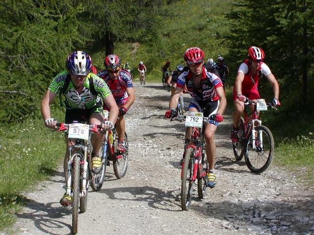 Granfondo Mountain Bike Alta Valtellina  2009