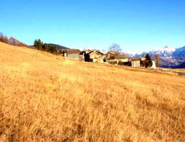 Gran caldo sulle Alpi
