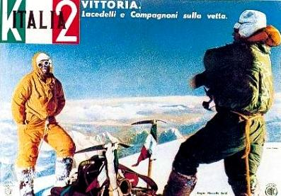 L'Italia sul K2