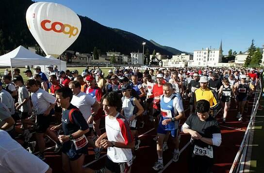 Swiss Alpine Marathon 2003