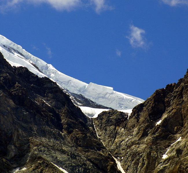 Leggere il Monte Rosa per capire l'atmosfera