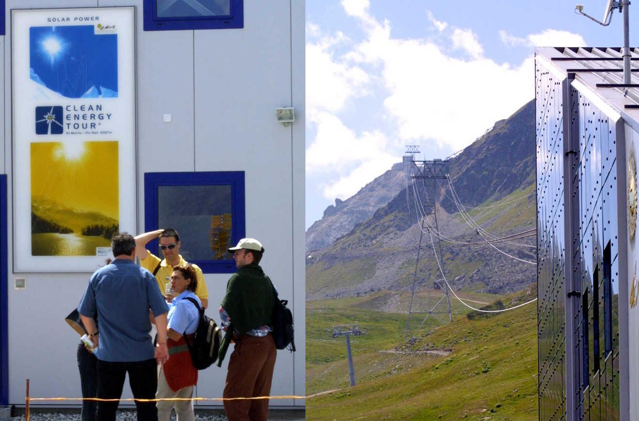 A St.Moritz per conoscere l'energia