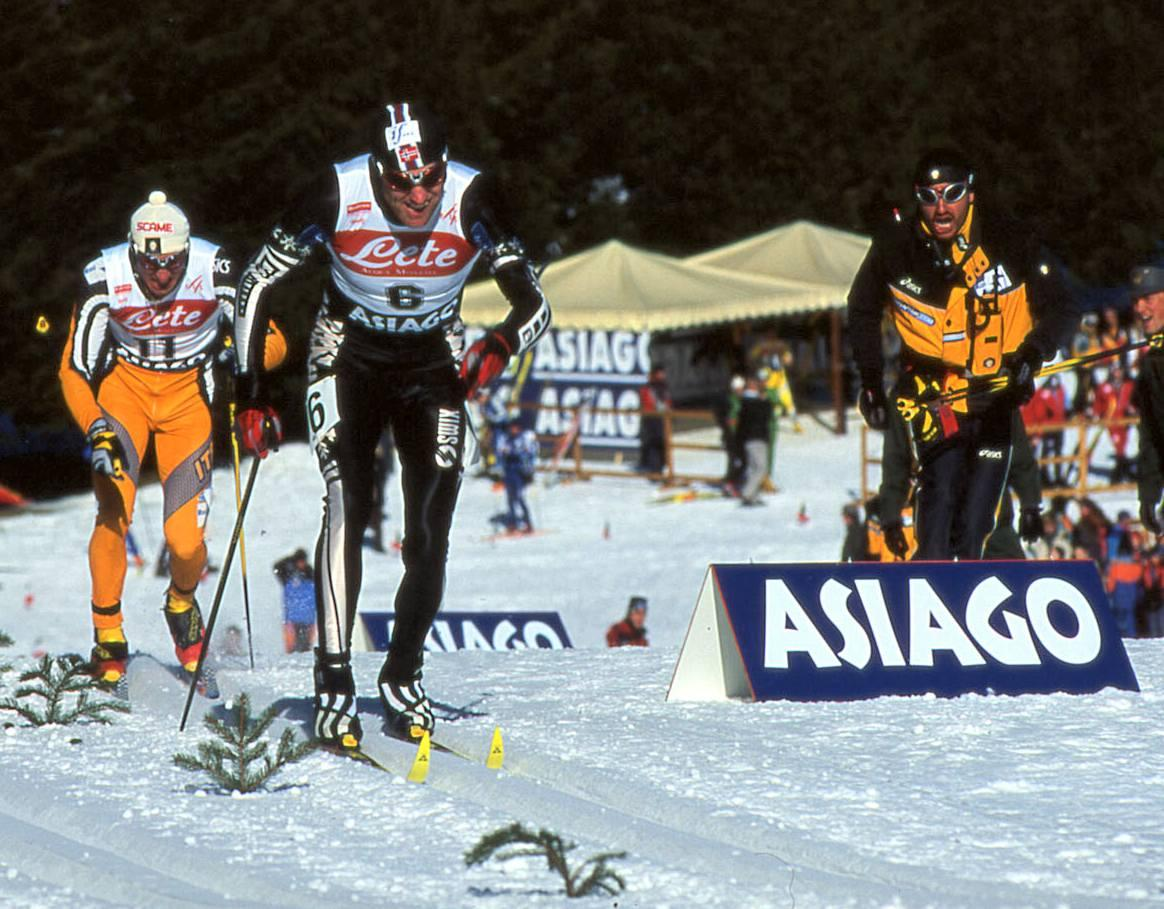 Cross Country Ski World Cup 2013