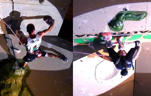 CdM Climbing Aprica 2003