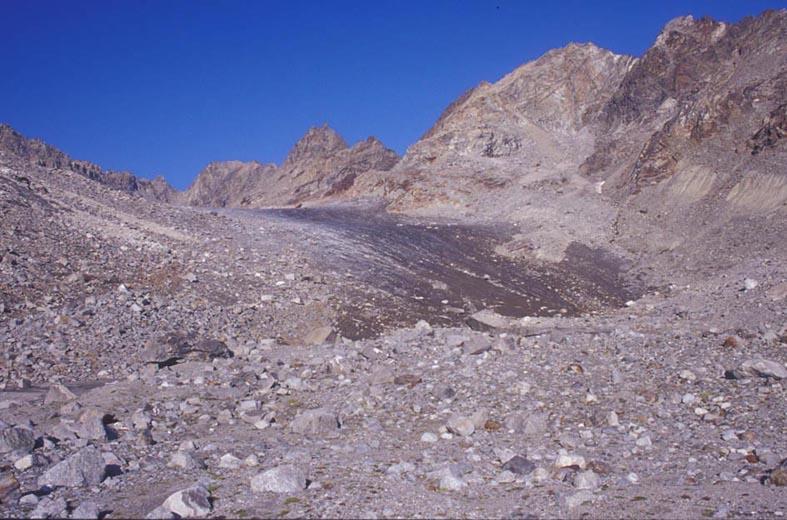 2003: la calda sofferenza delle Alpi