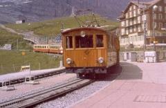 Regione della Jungfrau: a slittare si va con il treno