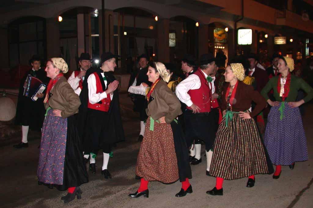 Il carnevale di Aprica, soprattutto genuino folclore