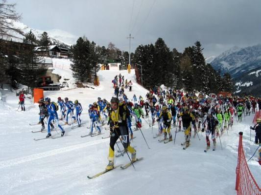Eccola: Alta Valtellina Ski Race