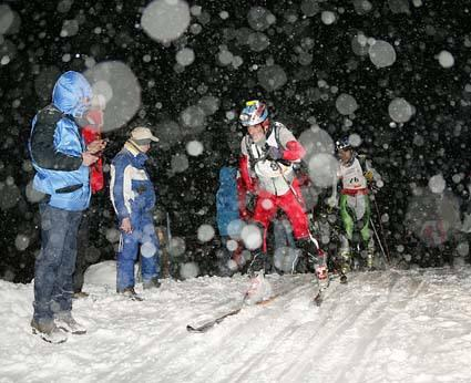 Neve, buio, freddo: Sellaronda Ski Marathon