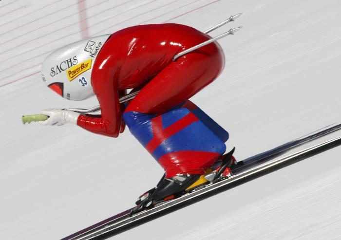 Speed Skiing 2004