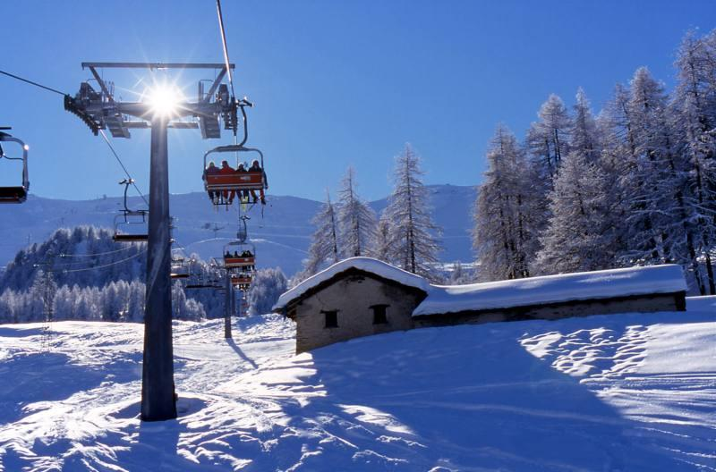 Freccia delle nevi: dal mare di Genova ai monti di Pila