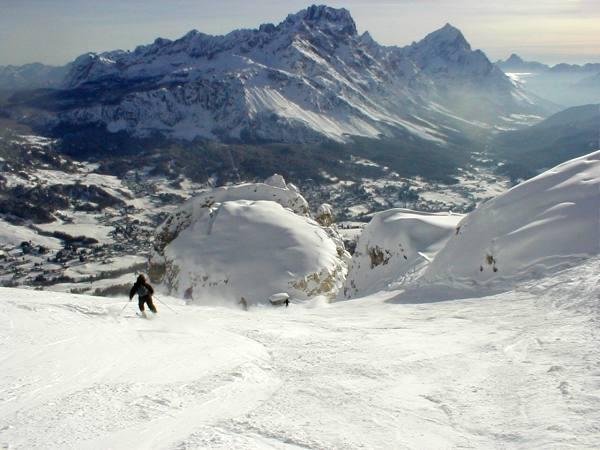 Cortina si candida per i mondiali di sci