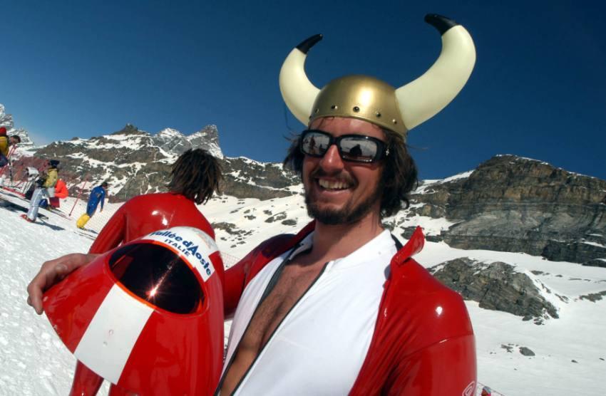 CdM e CI Speed Skiing 2004