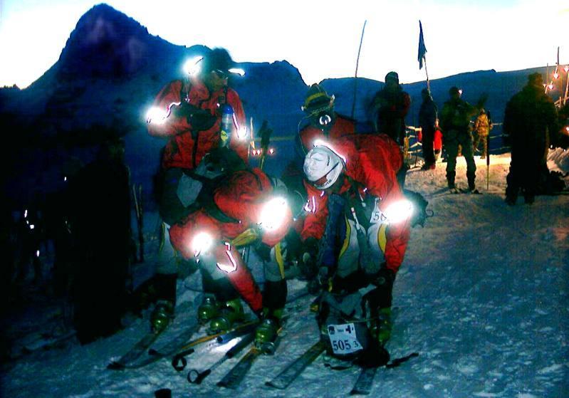 Il valdostano vince la Patrouille des Glaciers con Brosse e Blanc