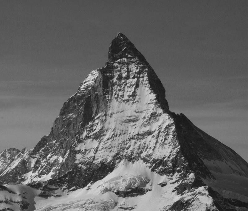 Stava tentando le 82 vette alpine oltre i 4000