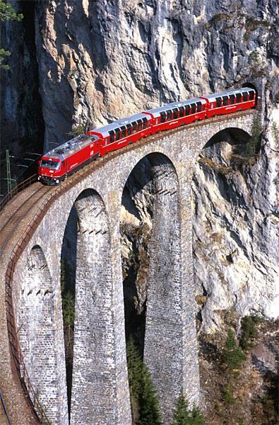 In due sul Treno del Bernina, a soli 79 euro