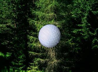 un campo da golf contestatissimo
