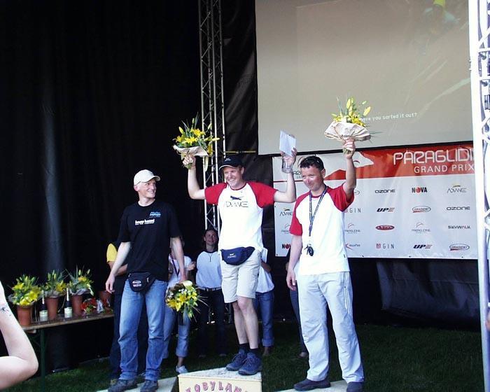 Maurizio Bottegal 2° su Swing Stratus 5