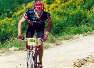 La Mountainbike viaggia sui binari