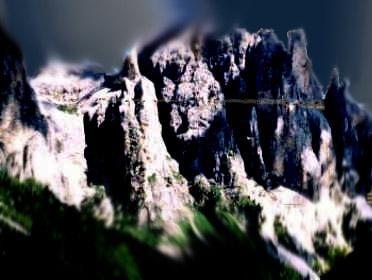 Delle Dolomiti. Il suono. Ascolta