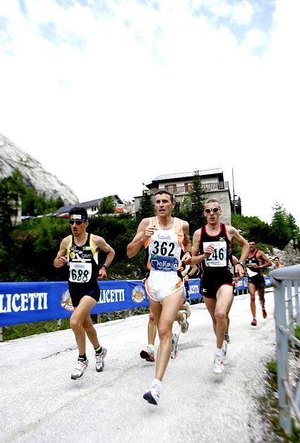Traslaval 2010 in Val di Fassa: 500 al via