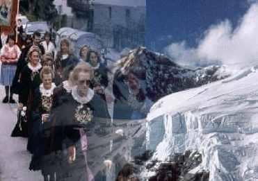 Il sentiero rosa dei Walser