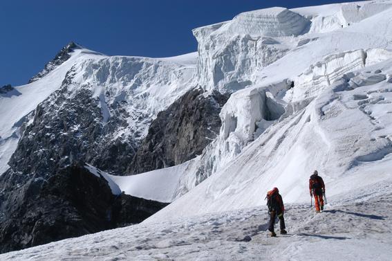 Come respirare in alta montagna