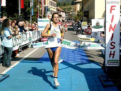 La Marcialonga Running