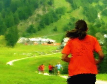 In Trentino il Tourlaghi 2007