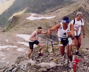 Aosta Becca di Nona: trionfo Brunod