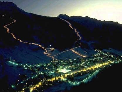 Fine d'anno ad Aprica Valtellina