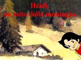 Heidi, a mountain legend