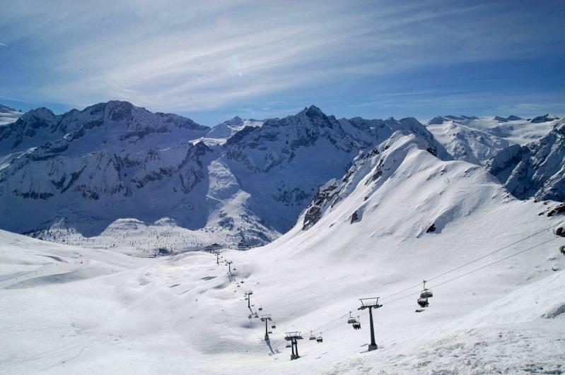 Nel carosello Adamello Ski piste aperte sino al 20 giugno
