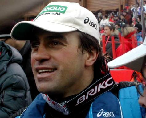 Kristian Ghedina lascia lo sci
