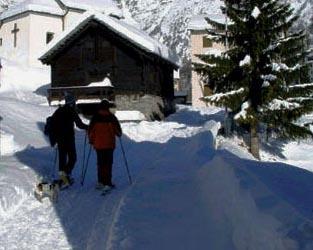 Parco Dolomiti Friulane: proseguono le giornate nella neve