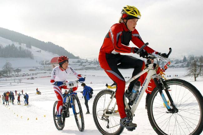 Polla e Lamastra vincono la Sappada Winter Triathlon